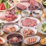 Guts Boucherie - 50種類以上あるメニューから選べる食べ放題