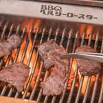 Guts Boucherie - 煙の出にくいヘルシーロースターで焼く新鮮なお肉♪