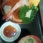 89790276 - カラフル丼