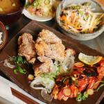 銀シャリ食堂 林ライス - 料理写真: