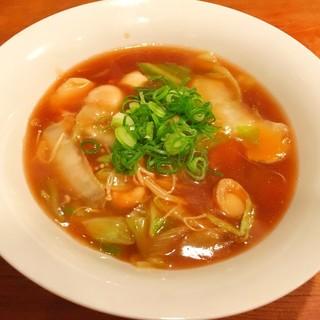 ~「ひとすじ」のこだわり~雑味のない上品な味わいの◇スープ◇