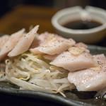 豚小家 - 2018.7 茹で豚(680円)