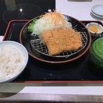 tonkatsutowashokunomisechouhachi - ひれかつ定食