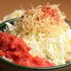 Kaisemmonjatsukishima - 料理写真:モチチーズ明太もんじゃ