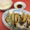 栄来軒 - 料理写真:餃子