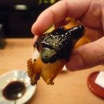 もり田 - 料理写真:☆鮑ちゃん肝入りです☆