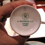 ル・コントワール・デュ・グー - リモージュのデミカップ