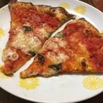 ピッツェリア ダ マッシモ - 料理写真:おうちでマルゲリータ