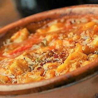 スペイン料理はもちろん、素材にこだわった料理の数々!