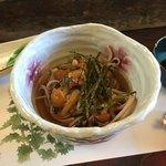 揖斐川丘苑 - 山菜蕎麦