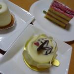 オーボンヴュータン - ケーキ達