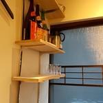 89804331 - 2Fフロアは冷蔵庫完備の上、常温のお酒類も常備(・∀・)イヒッ