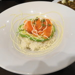 シンプルキッチン - サーモンアボカドDON