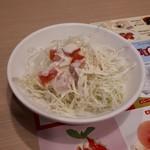 ガスト - 料理写真:野菜サラダ