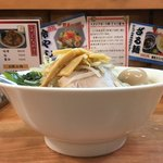 えぞ菊 - 具材タップリ