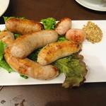 シンプルキッチン - ブラジルソーセージ5種盛り
