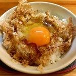 中村商店 - 鰹TKG(割卵時)
