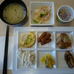 スーパーホテル - 料理写真:盛り付け例1