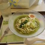 ミスタードーナツ - 料理写真:グリーンベジ涼風麺