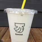 89809228 - バナナジュース(Regurar)400円