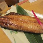 焼鳥・海鮮料理 鳥忠 - ホッケ