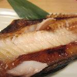 焼鳥・海鮮料理 鳥忠 - 身です。ほくほく