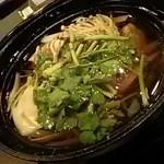 佐藤養助 - きりたんぽ鍋