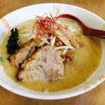 麺屋楽笑 - 料理写真:相馬味噌ラーメン