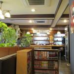 喫茶パール - 店内