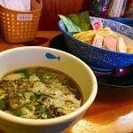 89818173 - 【限定】鶏とイリコのつけ麺