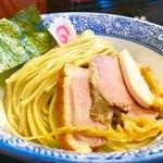 89818176 - 【限定】鶏とイリコのつけ麺