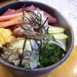 8982338 - おすすめ海鮮丼