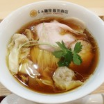 89820168 - 「わんたん入り醤油らぁ麺」(1100円)です