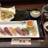 鮨政 - 料理写真:寿司ランチ=1382円  税込