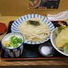 うどん和匠 - 料理写真:天ざる定食