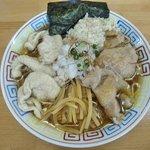 麺屋十郎兵衛 盛岡南店 - 比内地鶏の醤油拉麺