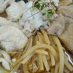 麺屋十郎兵衛 盛岡南店 - 比内地鶏の醤油拉麺(アップ)