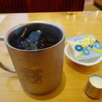 コメダ珈琲店 - ドリンク写真:アイスコーヒー