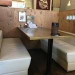 SPICE RIG 香楽 - テーブル席