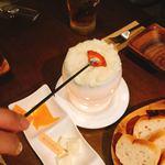チーズカフェ& - チーズフォンデュ