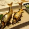 英ちゃん冨久鮓 - 料理写真:鮎 塩焼き