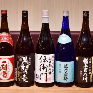 お肉と相性バッチリ◎新潟ブランドの日本酒を厳選しました!