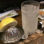 菊仙 - 生搾りグレープフルーツ