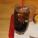 キッチンガーデン - アイスコーヒー(モーニングセット)