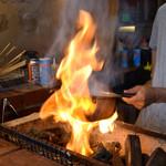 新安城炉端焼きどんぱち