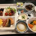 ホテル三泉閣 - 朝食ブュッフェ