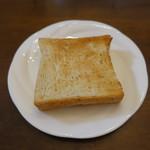 よいことパン - 翌日はトースト