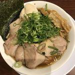 らーめん麺閣 - スペシャル醤油1100円