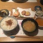 石和川 - お料理