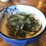 うちなーの味 石なぐ - 料理写真:海ぶどう♪